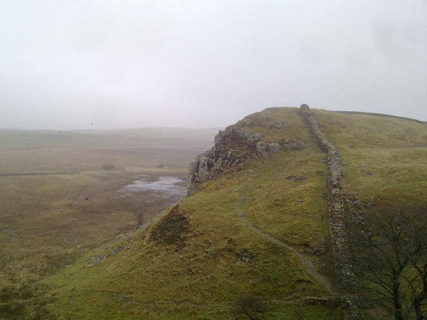 Hadrian's Wall, 2012 Duane A. Miller©