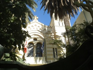 The Greek Orthodox Church in Tunis