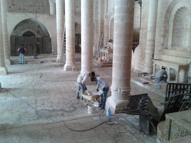 The Syriac Catholic Church of St Meryem Ana in Mardin