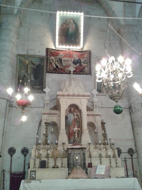Surp Hovsep (St Joseph) Armenian Catholic Church in Mardin