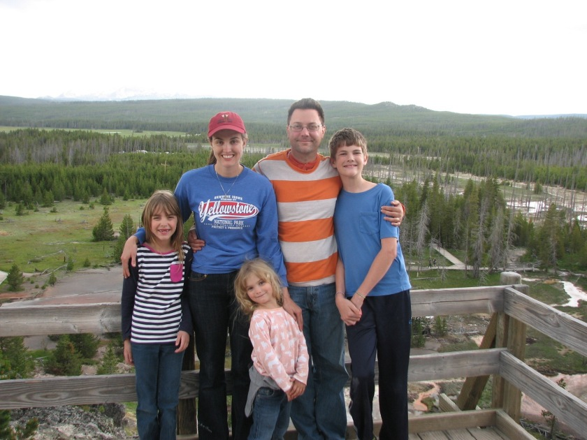 The Millers in Wyoming