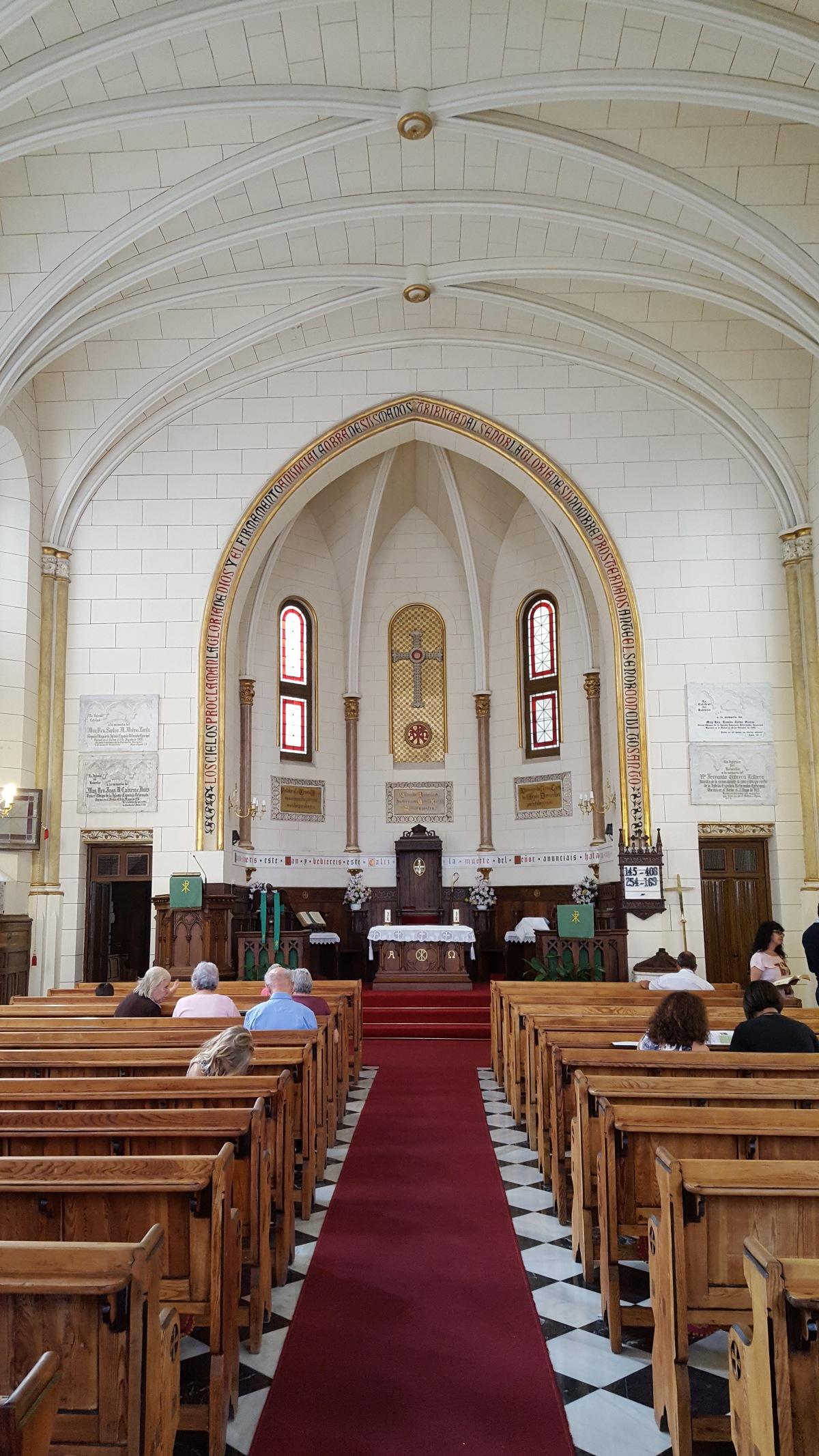"""""""La Iglesia Catedral delRedentor"""""""