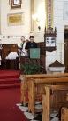 Reading the epistle
